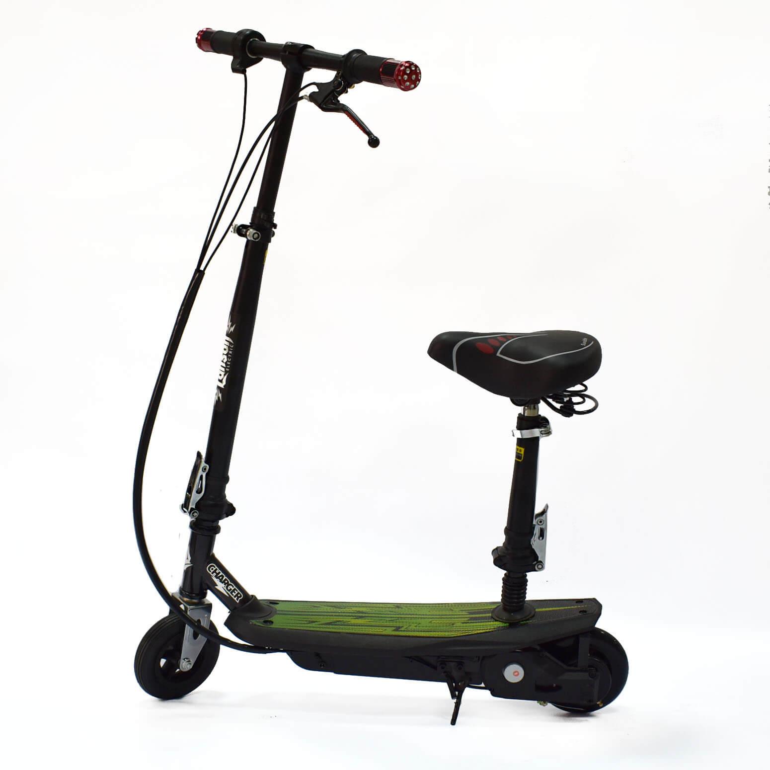 Электросамокат El-sport Charger c сиденьем фото