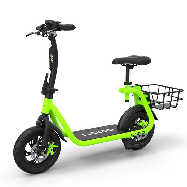 Электросамокат El-sport scooter SG05 фото