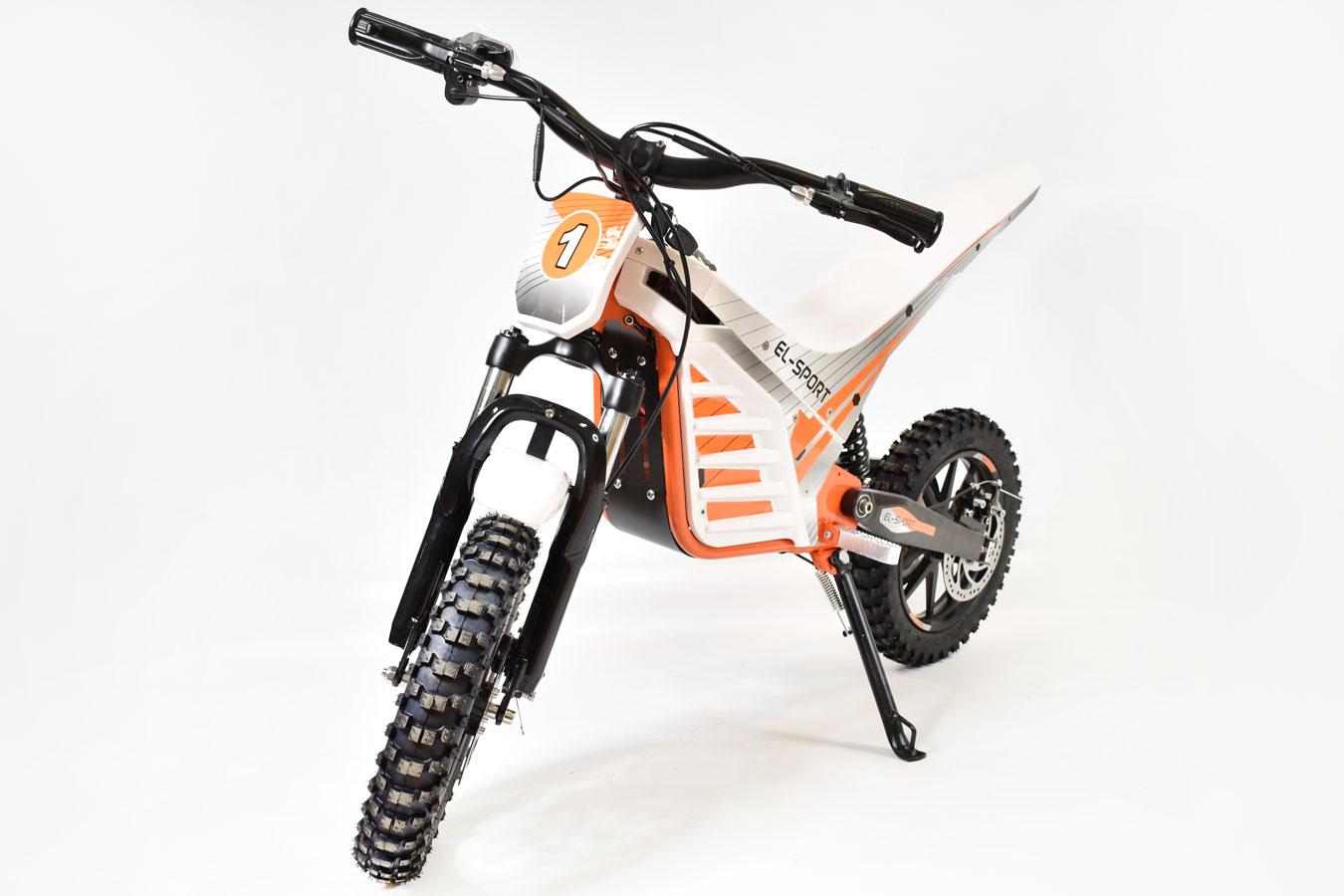 Электросамокат El-sport kids biker Y01 фото